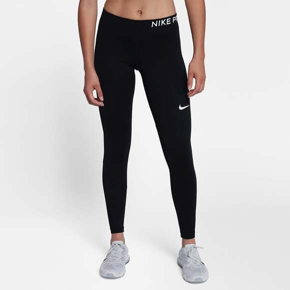 presenting discount shop really cheap Black Nike Leggings